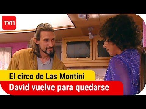 David vuelve para quedarse | El circo de Las Montini - T1E52