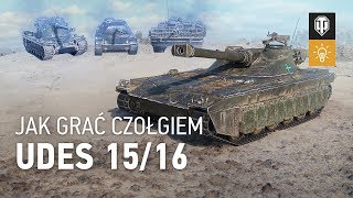 Szwecja kontratakuje: jak grać czołgiem UDES 15/16