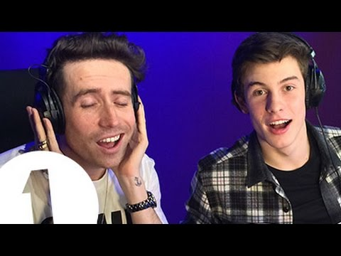 Shawn Mendes - Sad Song feat. Nick Grimshaw