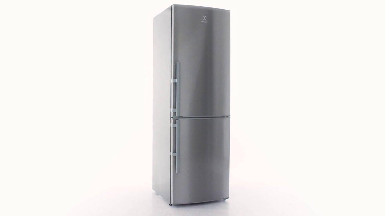 Højmoderne Electrolux EN3453MOX køle-fryseskab - YouTube WL-46