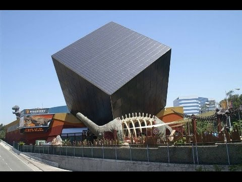 Complete Review: Discovery Science Center Cube museum of Santa Ana Orange County California