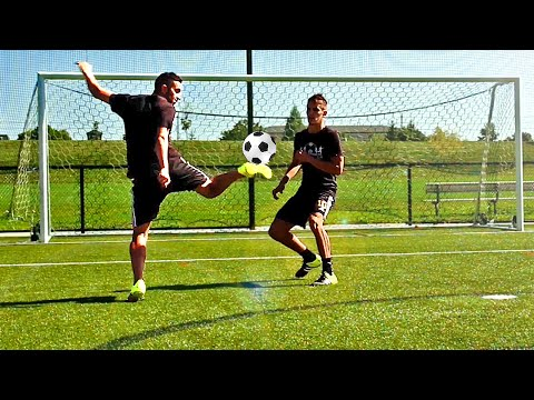 Permalink to TOP 4 CRAZY Football Skills To Learn – Tutorial