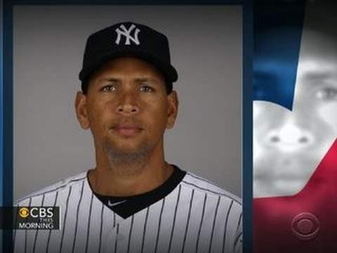 """""""Blood Sport"""" says MLB allowed Alex Rodriguez to use PEDs"""