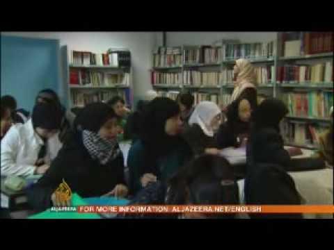 Muslim schools in France - December 200815
