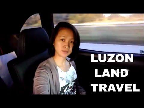 Crossing Luzon