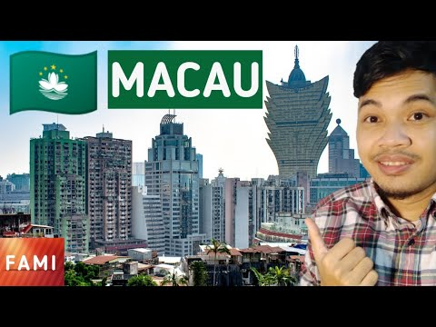 MACAU Ultimate Facts - Countries in East Asia