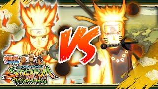 [PC] NARUTO SHIPPUDEN: Ultimate Ninja STORM REVOLUTION | Rikudou Naruto VS Bijuu Minato