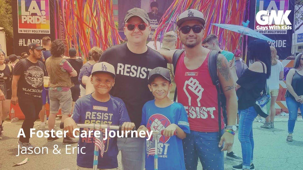 A Foster Care Journey: Jason & Eric