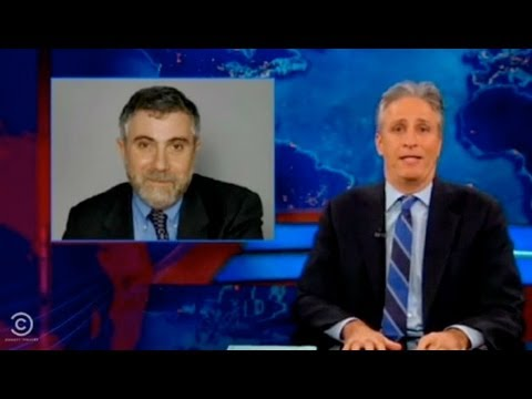 Stewart vs Krugman and the Religion of Austerity