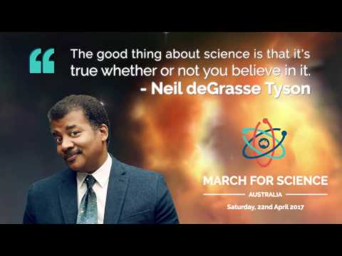 March For Science Australia