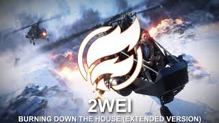 2WEI - Burning Down The House 🔥 - Cover [Extended Version]