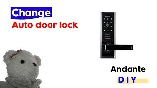 Change a auto door lock(내손으로만드…
