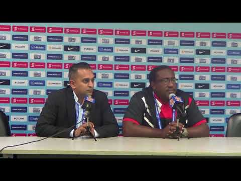 Post-Match Press Conference - Shabazz after 2-1 loss to Costa Rica