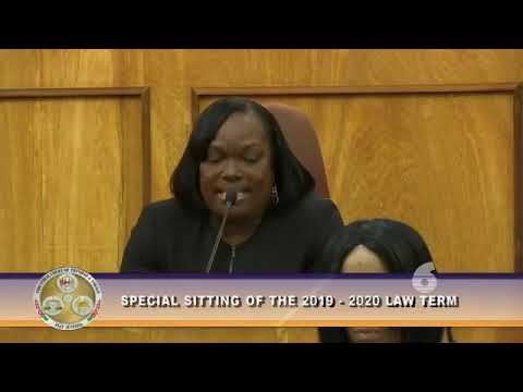 2019/2020 Special Sitting of Industrial Court