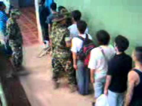 Infantería De Marina De Colombia 2011
