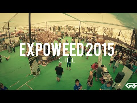 GAS - Expoweed 2015 Santiago, Chile