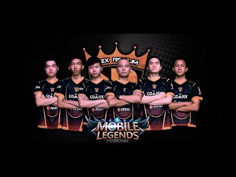 RRQ.o2 Mobile Legend Divisions