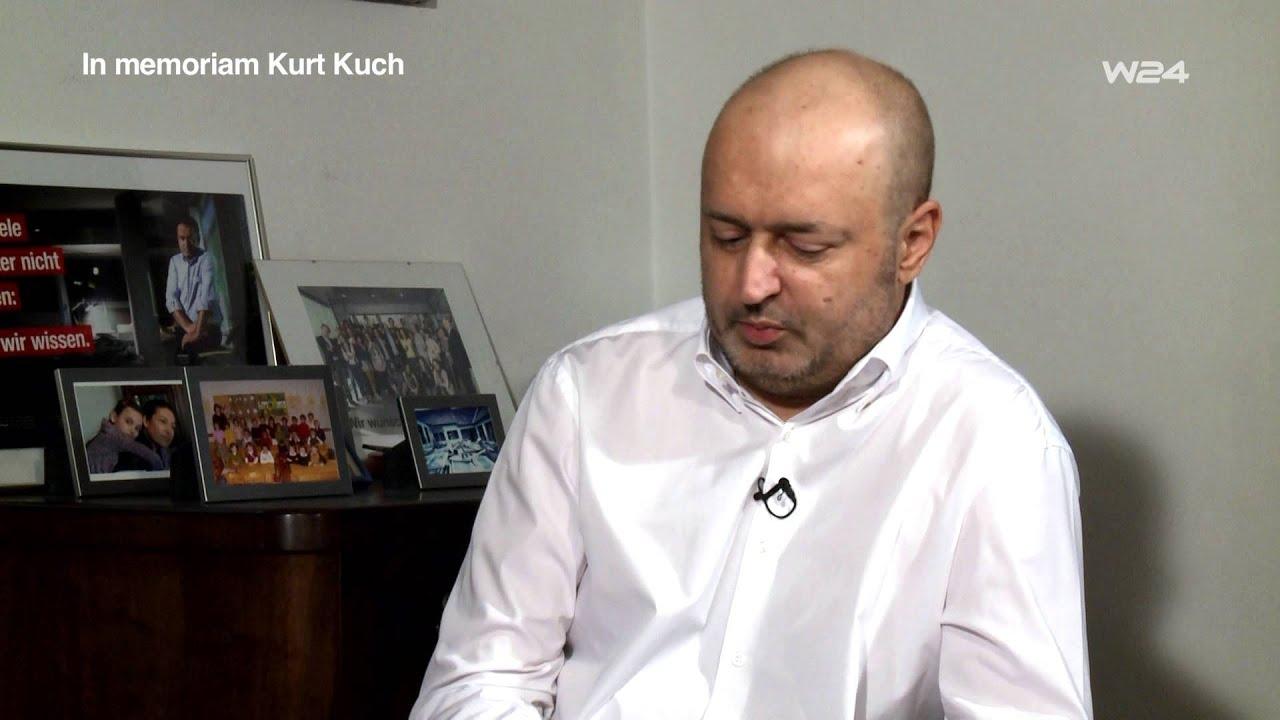 """Aufdeckerjournalist Kurt Kuch in einem seiner letzten TV-Interviews bei  """"vielgesundheit"""""""