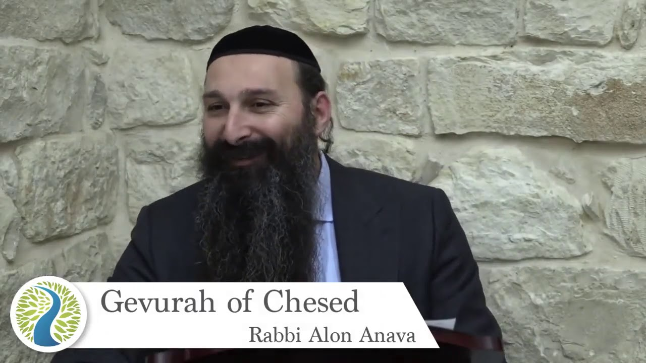 Gevurah of Chesed   Counting the Omer   The effort to love   Rabbi Alon Anava