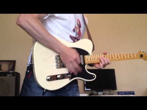 Squier Telecaster Classic Vibe CV 50's Vintage Blonde (2010) Fender Demo Video