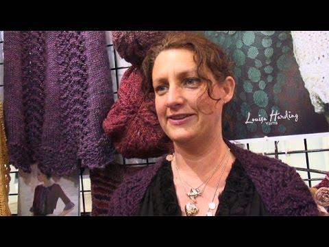 Louisa Harding, Knitwear And Yarn Designer - Interview - Lk2g-084