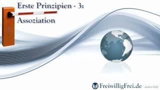 Erste Prinzipien - 3: Assoziation