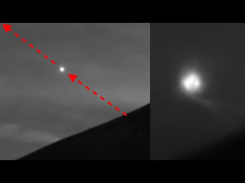 30 Meter UFO Shoots Out Of Volcano In Mexico, Nov 14, 2020, UFO Sighting News.