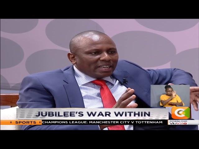 JKL |Jubilee's war within (part 2)