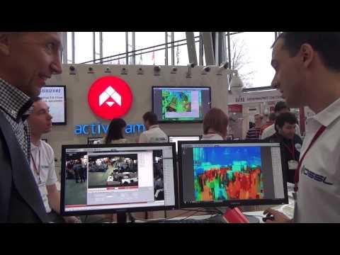 видео: Демонстрация технологий видеоаналитики фирмы dssl