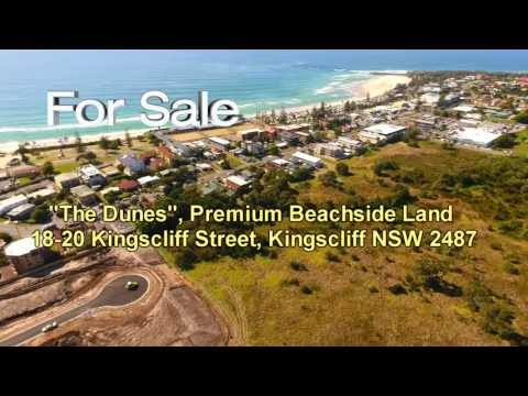 Dunes Kingscliff Premium Beachside Land