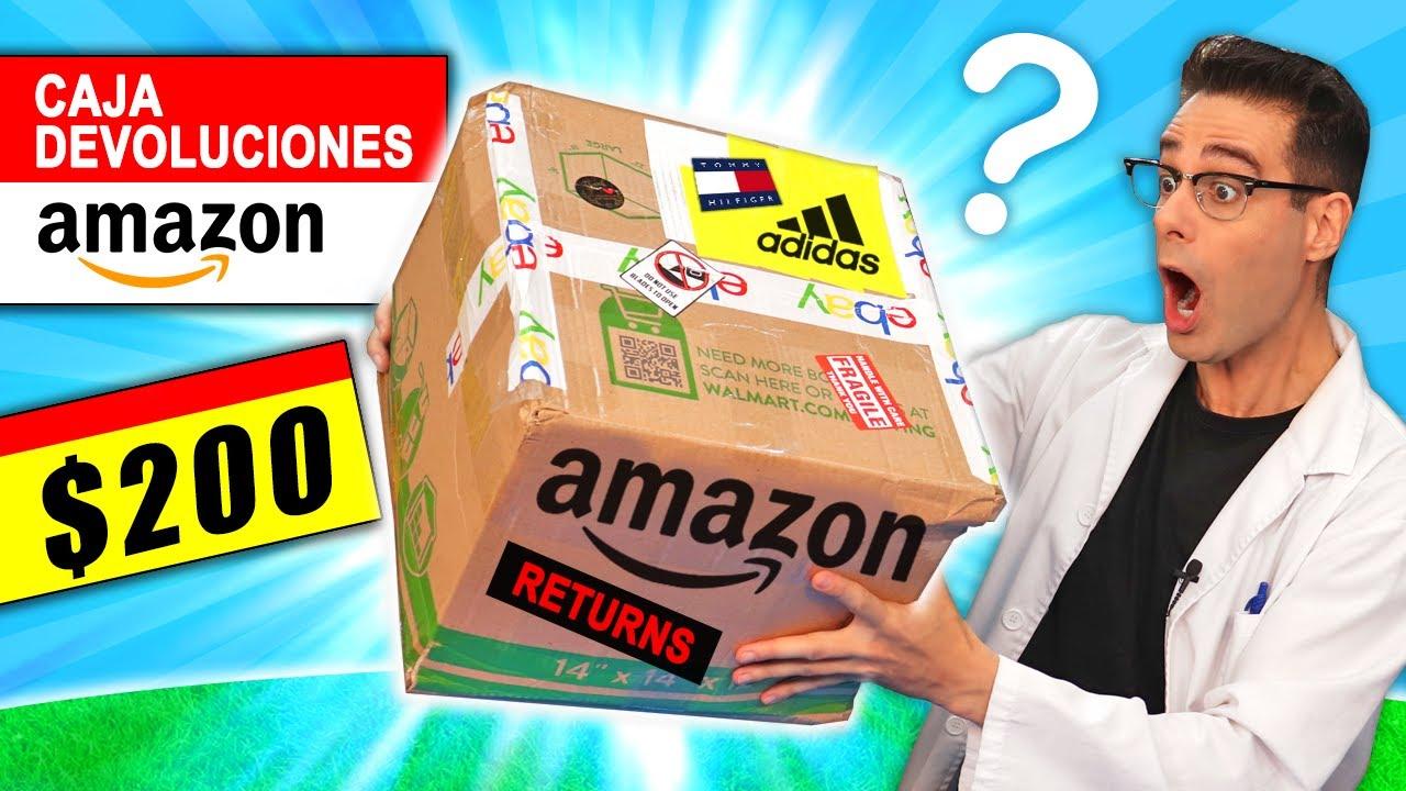 Pagué $200 por CAJA de AMAZON DEVOLUCIONES 📦❓ Caja Misteriosa | Curiosidades con Mike