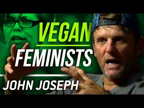MEAT IS FOR PUSSIES WAS WRITTEN TO HELP MEN - John Joseph