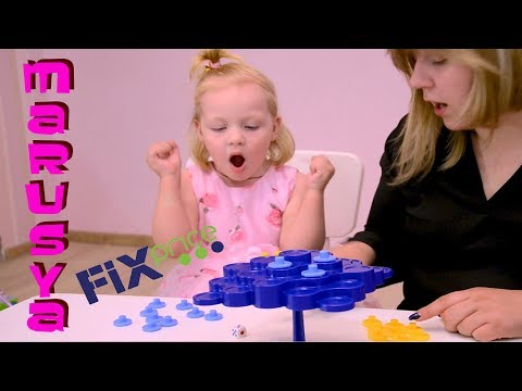 Настольная игра балансирующая платформа из фикс прайс обзор игрушки для детей