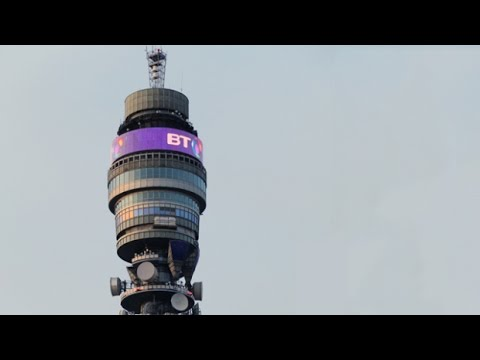 BT Tower London Facts and Figures 2016 Footages