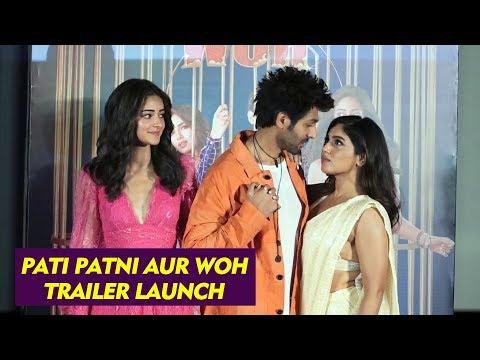 pati-patni-aur-woh-trailer-launch-|-full-video-|-kartik-aaryan,-bhumi-pednekar,-ananya-pandey