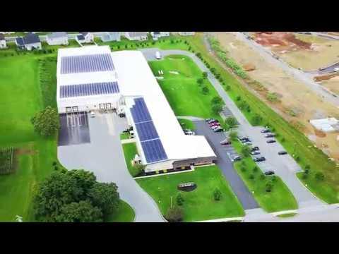 Solar Power at Denver Foods