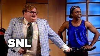 Matt Foley at the Gym - Saturday Night Live