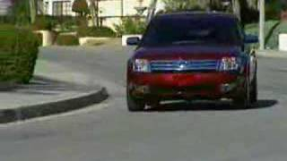 2008 Ford Taurus Test Drive (short and sweet)