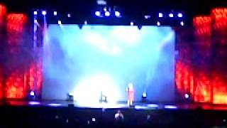 Janey Cutler - No Regrets - BGT Live Tour , Glasgow, 8th July 2010
