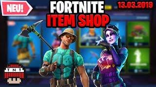 🛒HEUTIGER FORTNITE SHOP vom 13.3 🛒 FORTNITE Item Shop von Heute 13 MÄRZ 2019