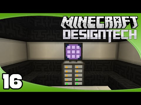 DesignTech - Ep. 16: Setting Up a Basic ME System From AE2