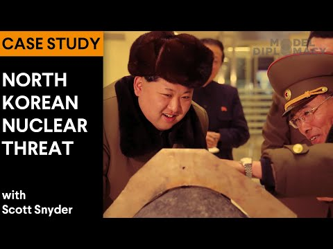 North Korean Nuclear Threat: A Model Diplomacy Case Study