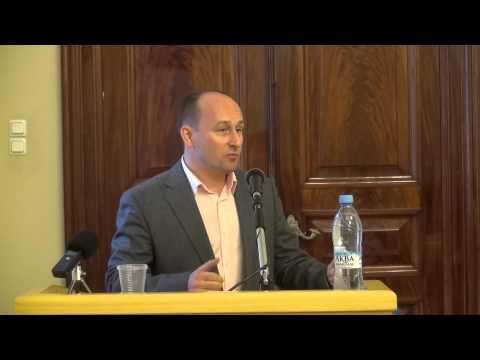 Николай Стариков на конференции «От 20-летия Петербуржского Исторического клуба...»