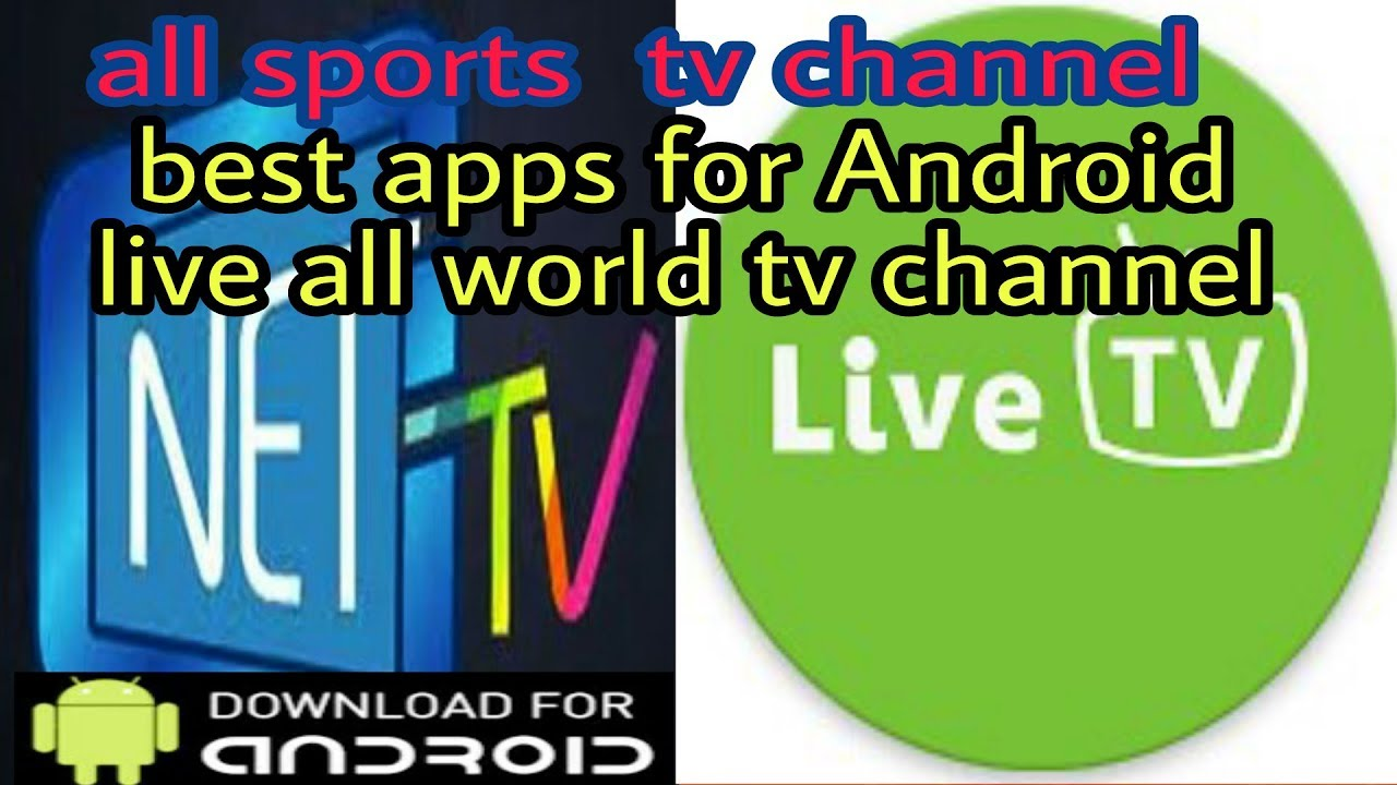 Android best apps for live net tv//all sports tv channel & others channel  now download & install