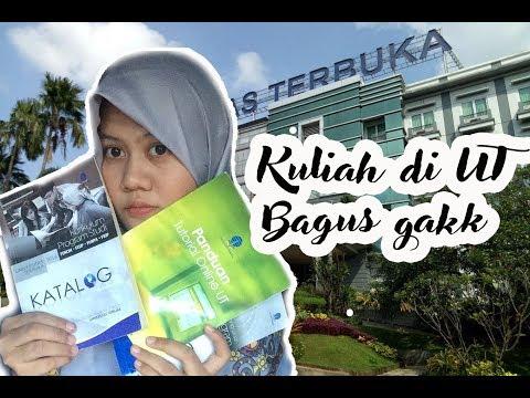 Universitas Terbuka   WAJIB TONTON!!!   Info Ut   Tentang Ut   Kerja Sambil Kuliah