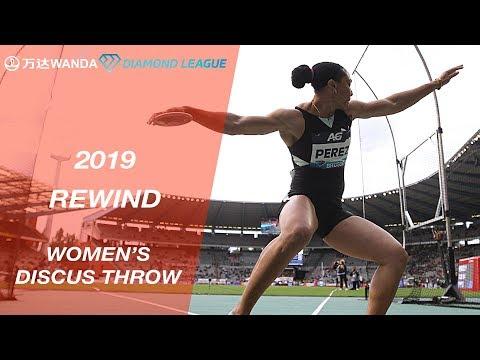 Women's Discus - Wanda Diamond League 2019