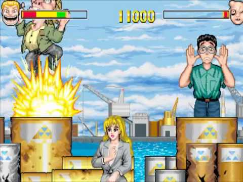 Crazy Fight [1996 Subsino] Arcade MAME crazyfgt