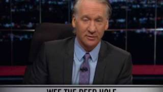 Real Time w/ Bill Maher: New Rule - Wee The Peep Holes (HBO)