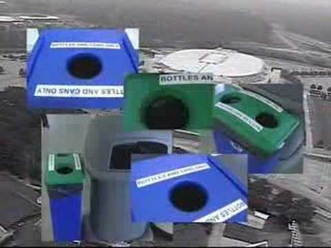 NBC17 Go Green -- RBC Center Goes Green