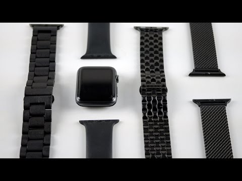 Apple Watch Bands: 3 AWESOME Accessories